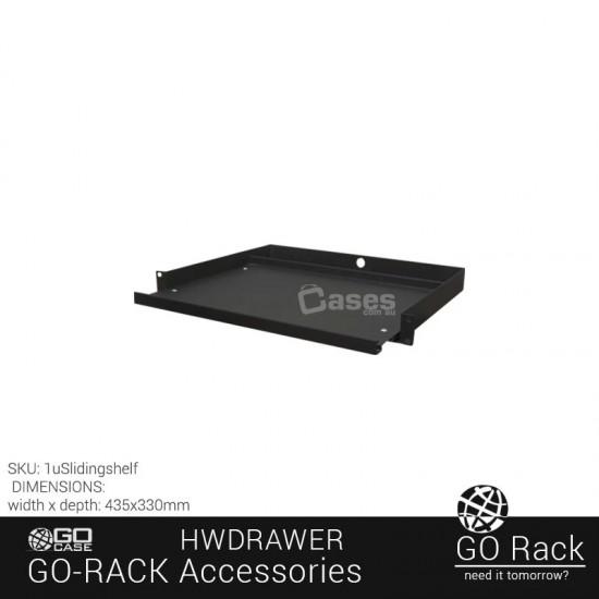 GO MXR - 3 lidded racks