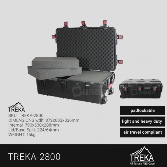 TREKA CASES - CLEARANCE save 25%